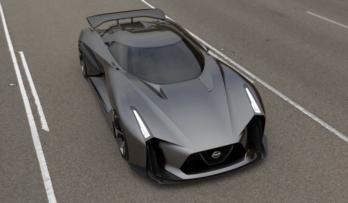 New Model and Performance 2022 Nissan GT-R