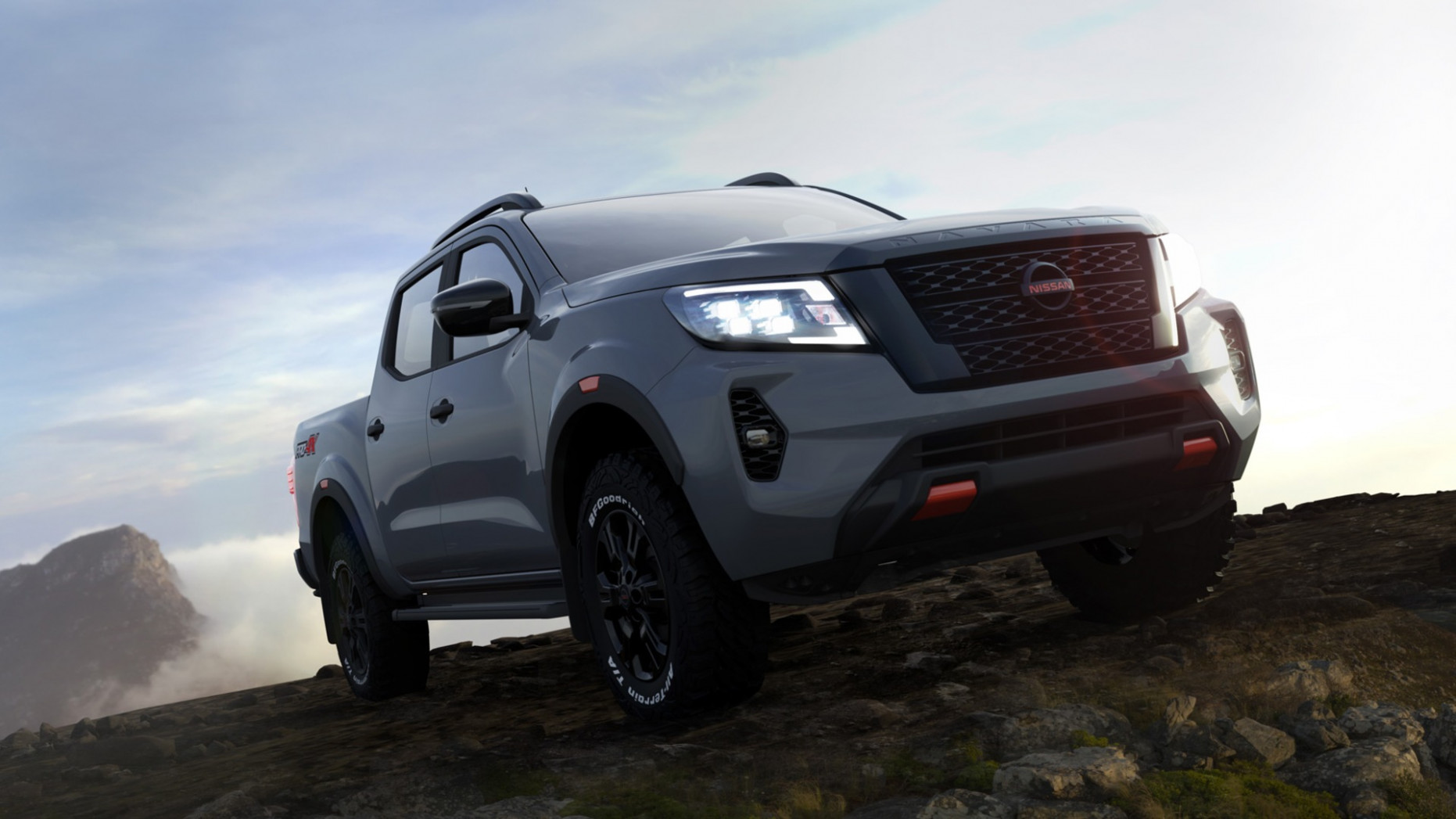 Redesign and Concept 2022 Nissan Navara Uk