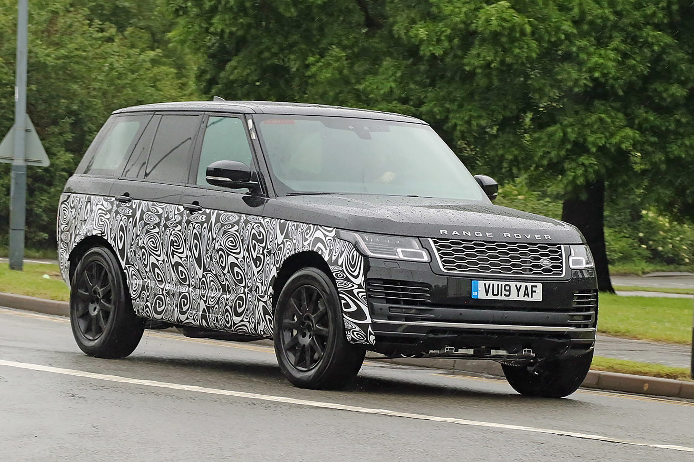 New Model and Performance 2022 Range Rover Sport