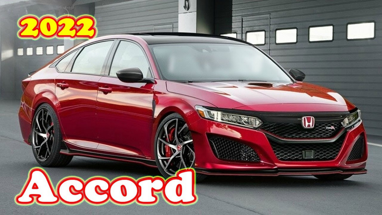 Redesign Honda Accord 2022 Redesign