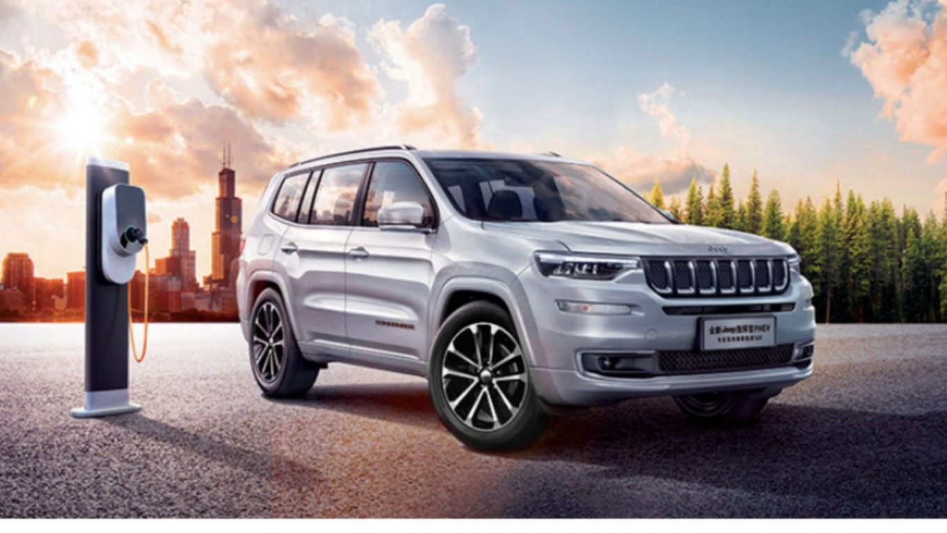 Performance Jeep Electric 2022