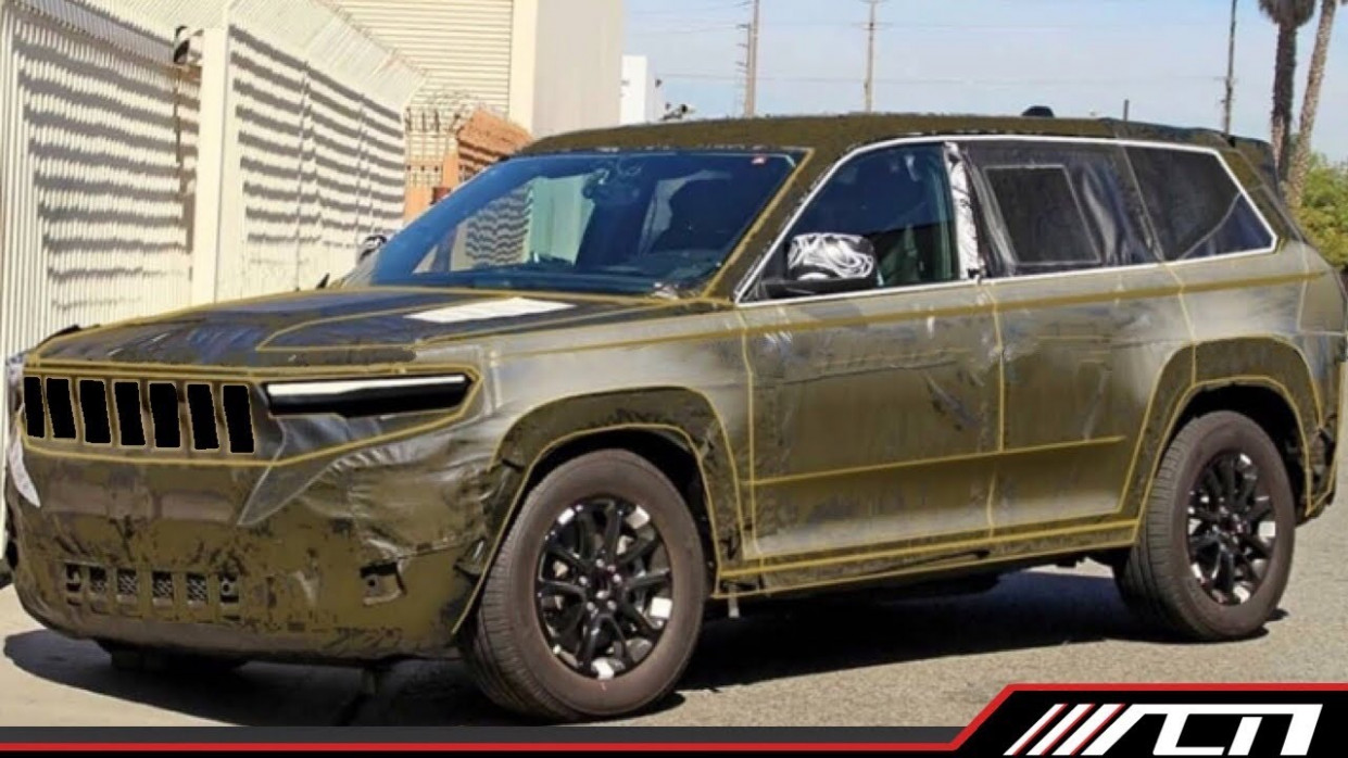 New Model and Performance Jeep Grand Cherokee 2022 Concept