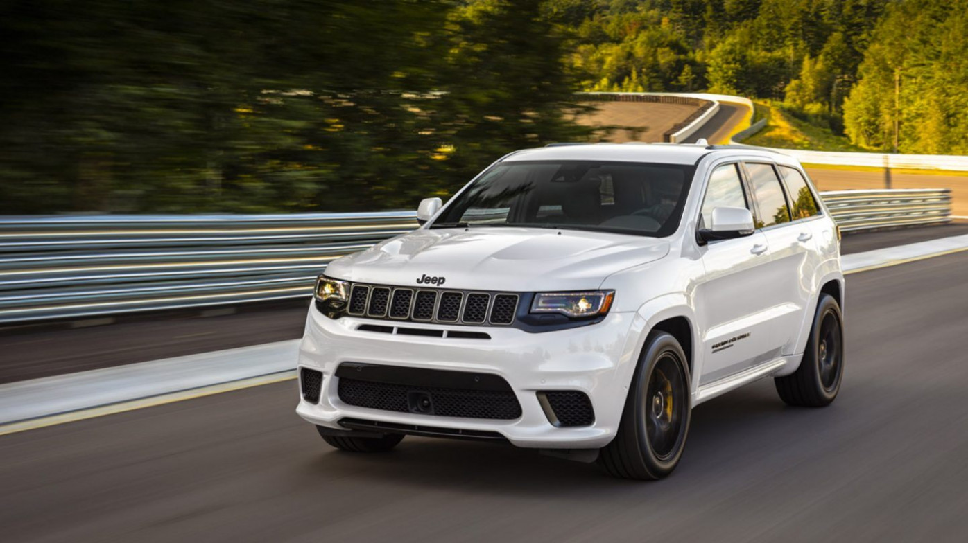 Performance and New Engine Jeep Grand Cherokee