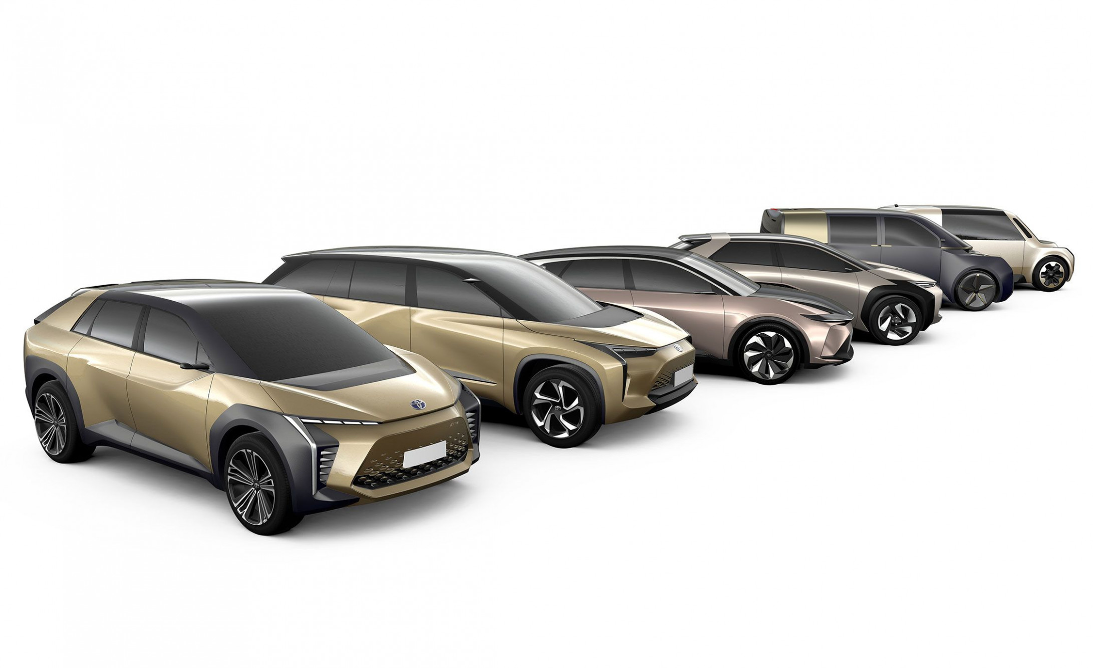 Overview Toyota Ev 2022
