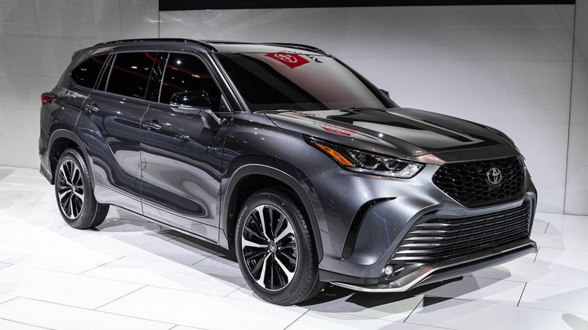Price and Release date Will The 2022 Toyota Highlander Be Redesigned