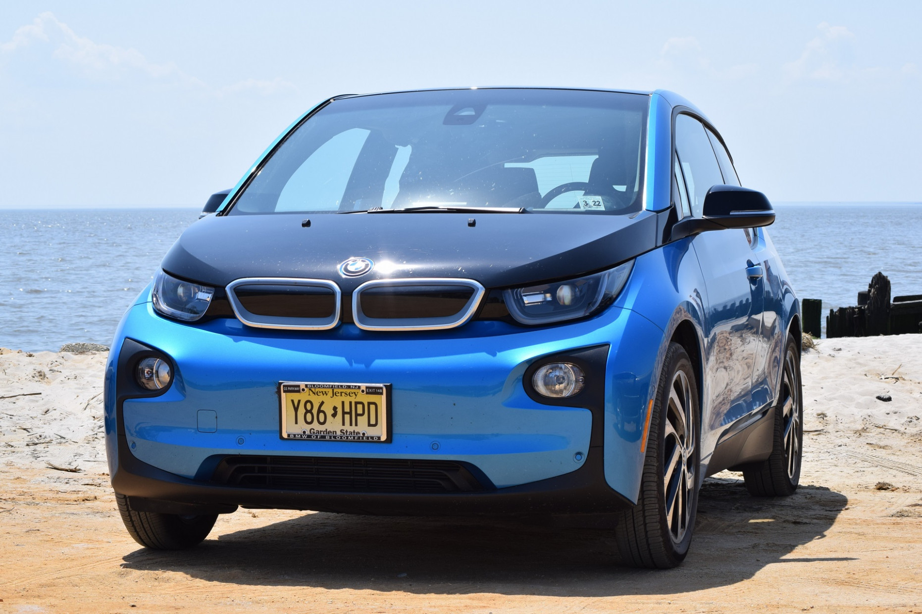 Review BMW Electric Vehicles 2022