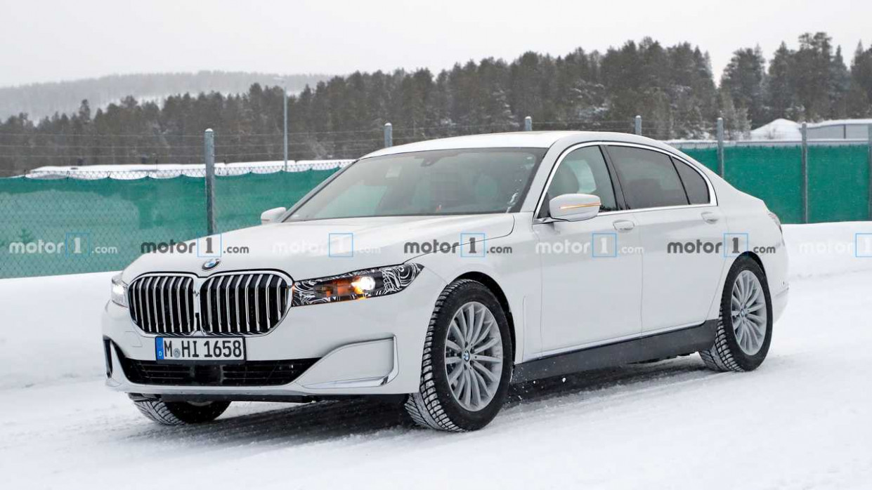 Concept and Review BMW New 7 Series 2022