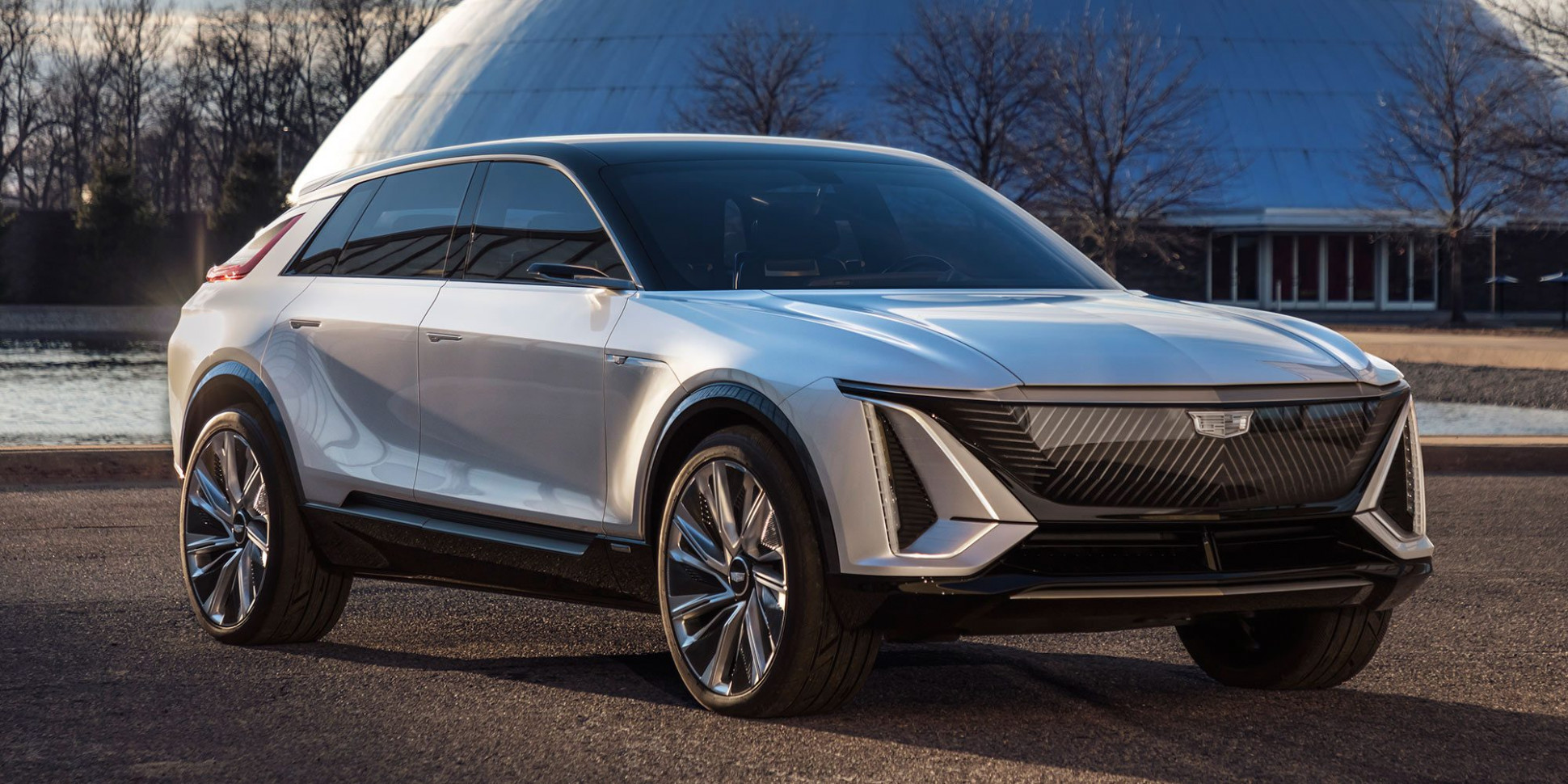 Images Cadillac Electric Car 2022