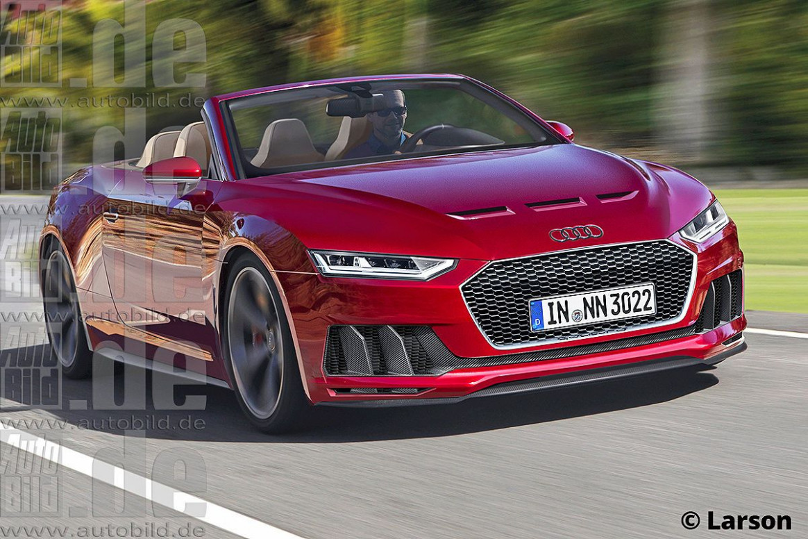 Overview 2022 Audi S5