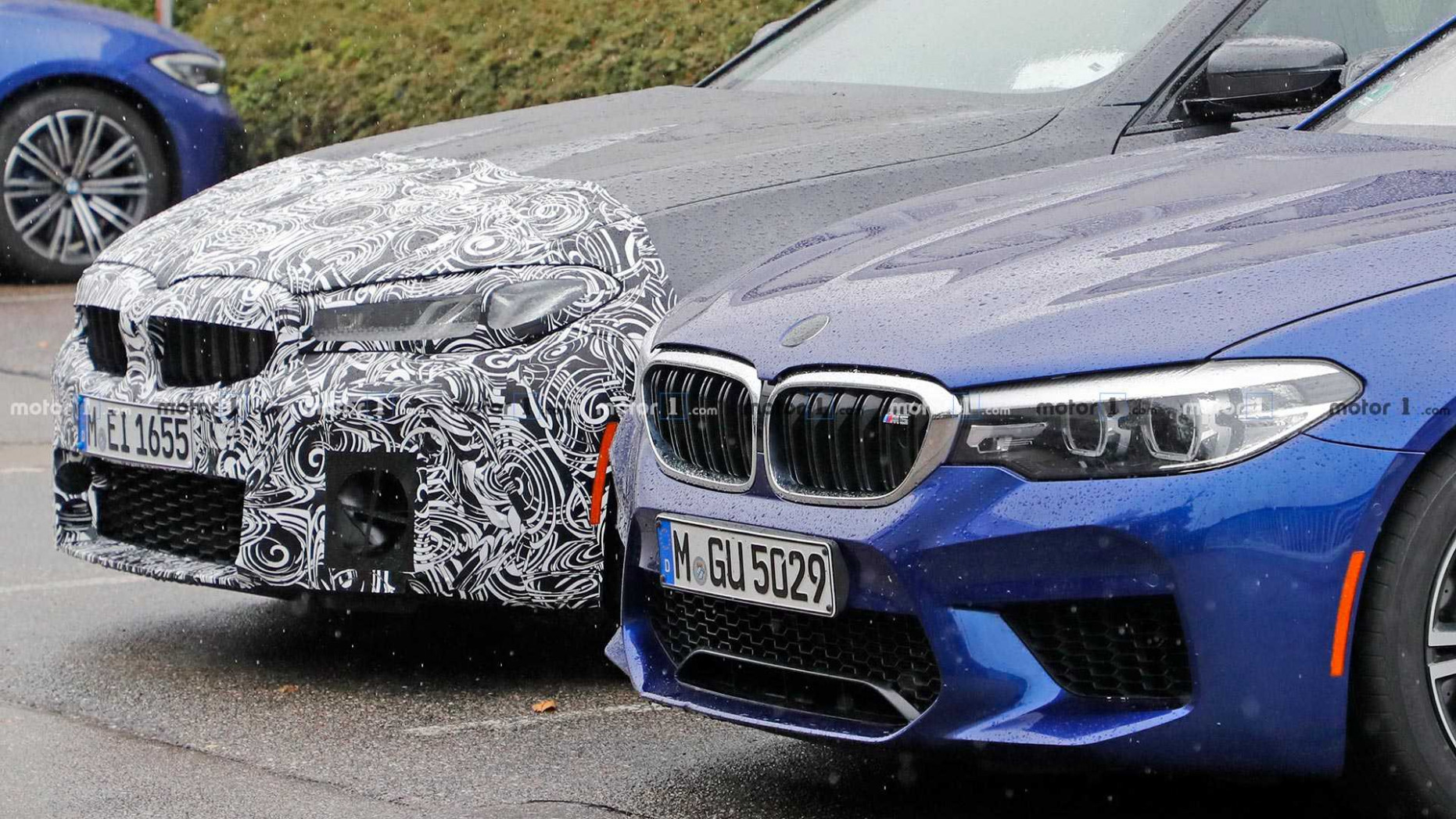 Rumors 2022 BMW M5