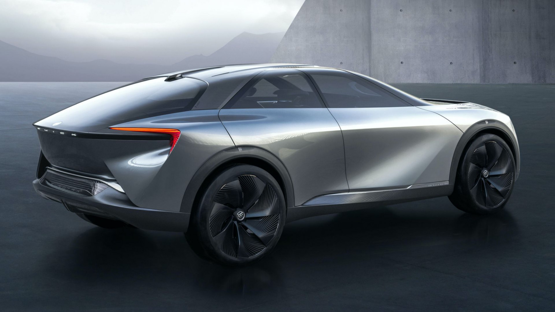 Exterior and Interior 2022 Buick Enspire