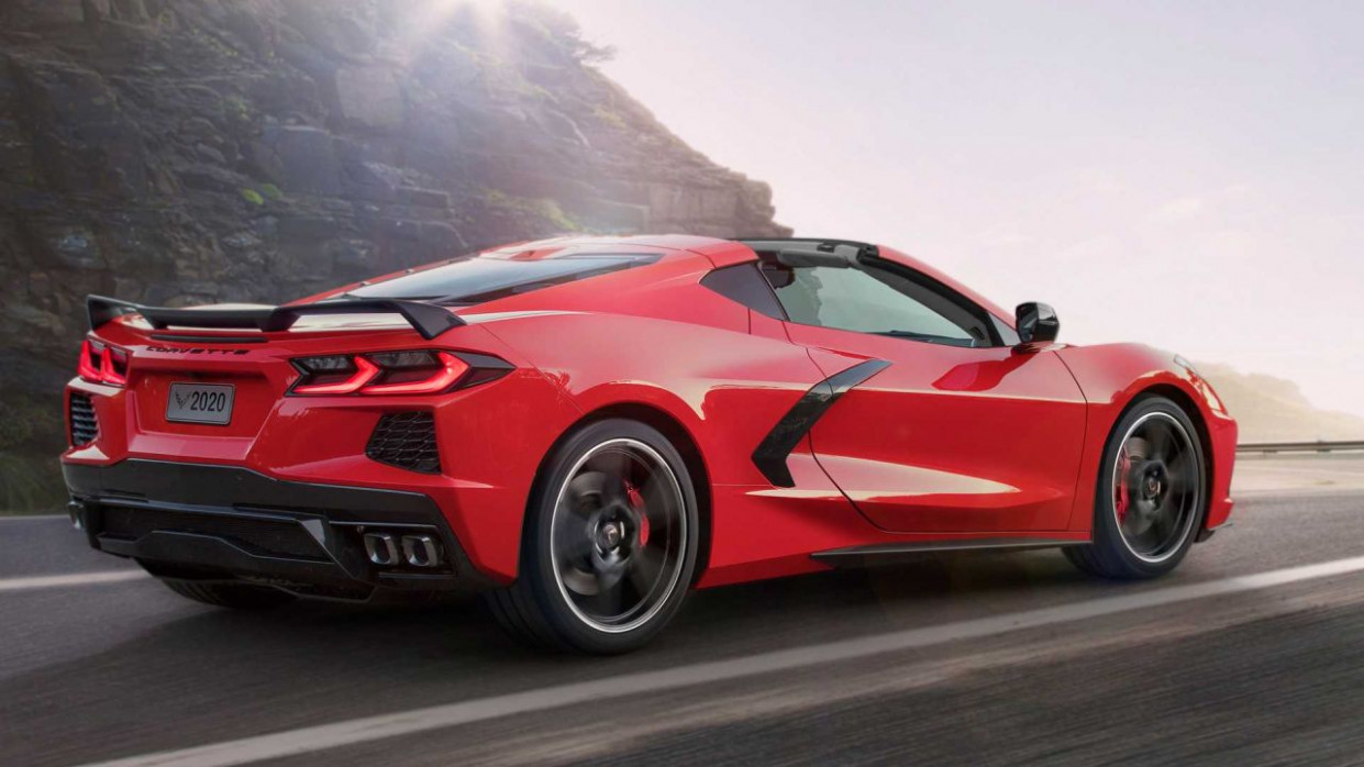 Redesign and Review 2022 Chevrolet Corvette Mid Engine C8