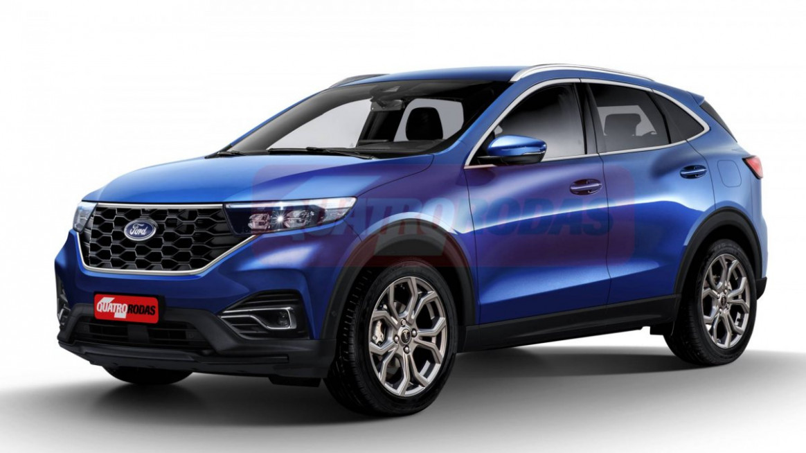 Research New 2022 Ford Ecosport