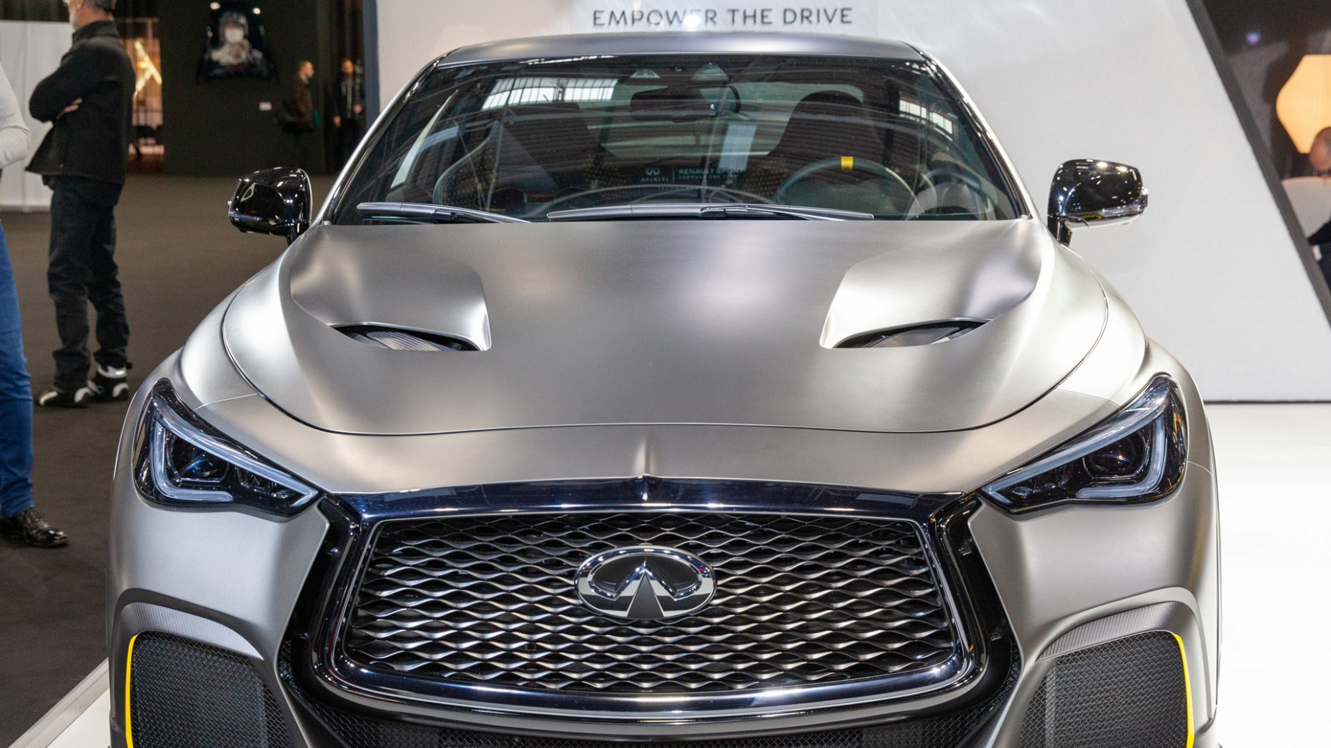 Pictures 2022 Infiniti Q60 Black S Price