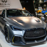 Specs and Review 2022 Infiniti Q60 Coupe Convertible
