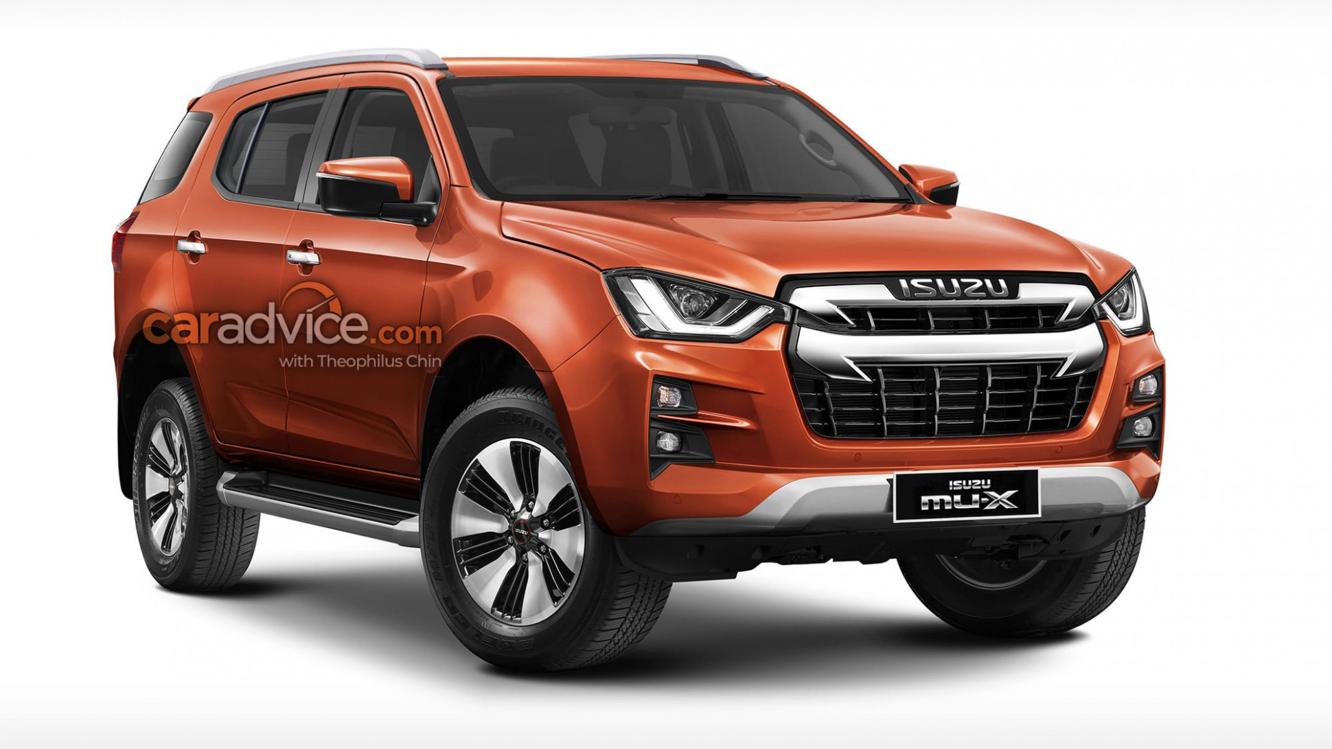 First Drive 2022 Isuzu MU-X