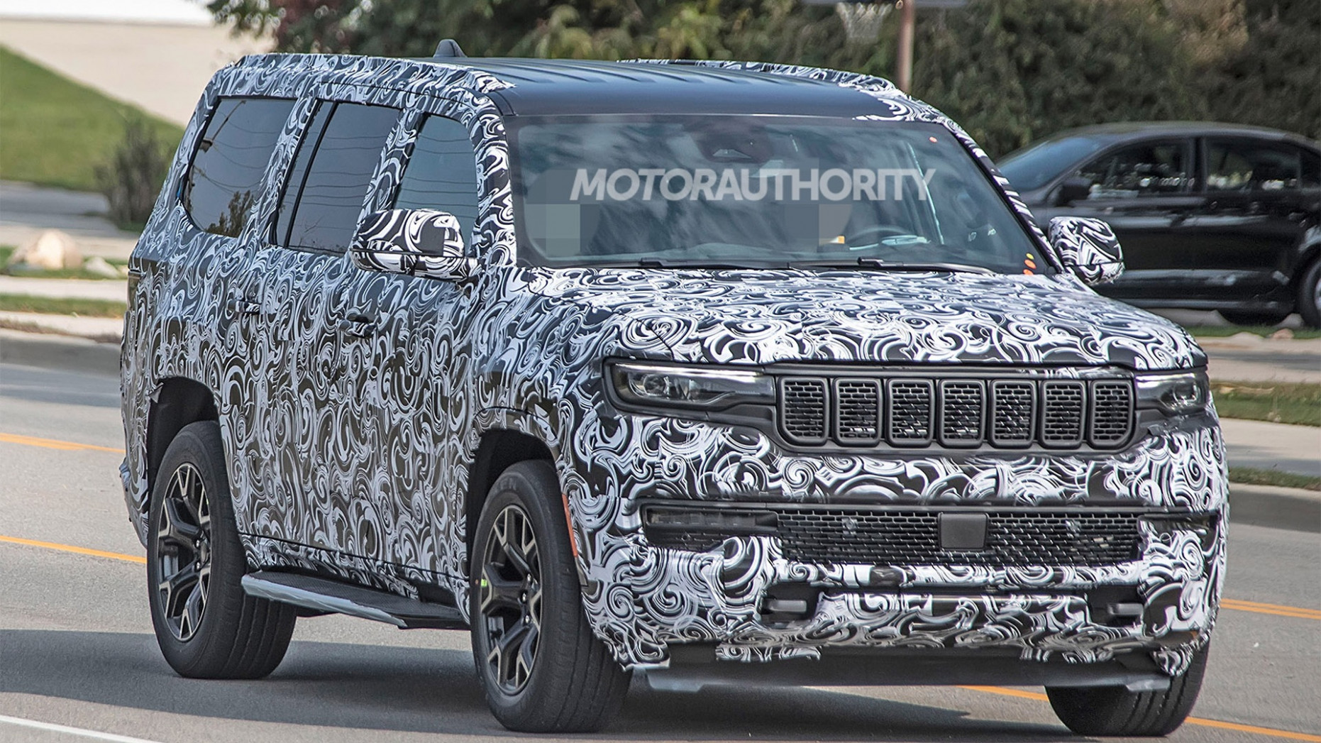 New Concept 2022 Jeep Grand Wagoneer