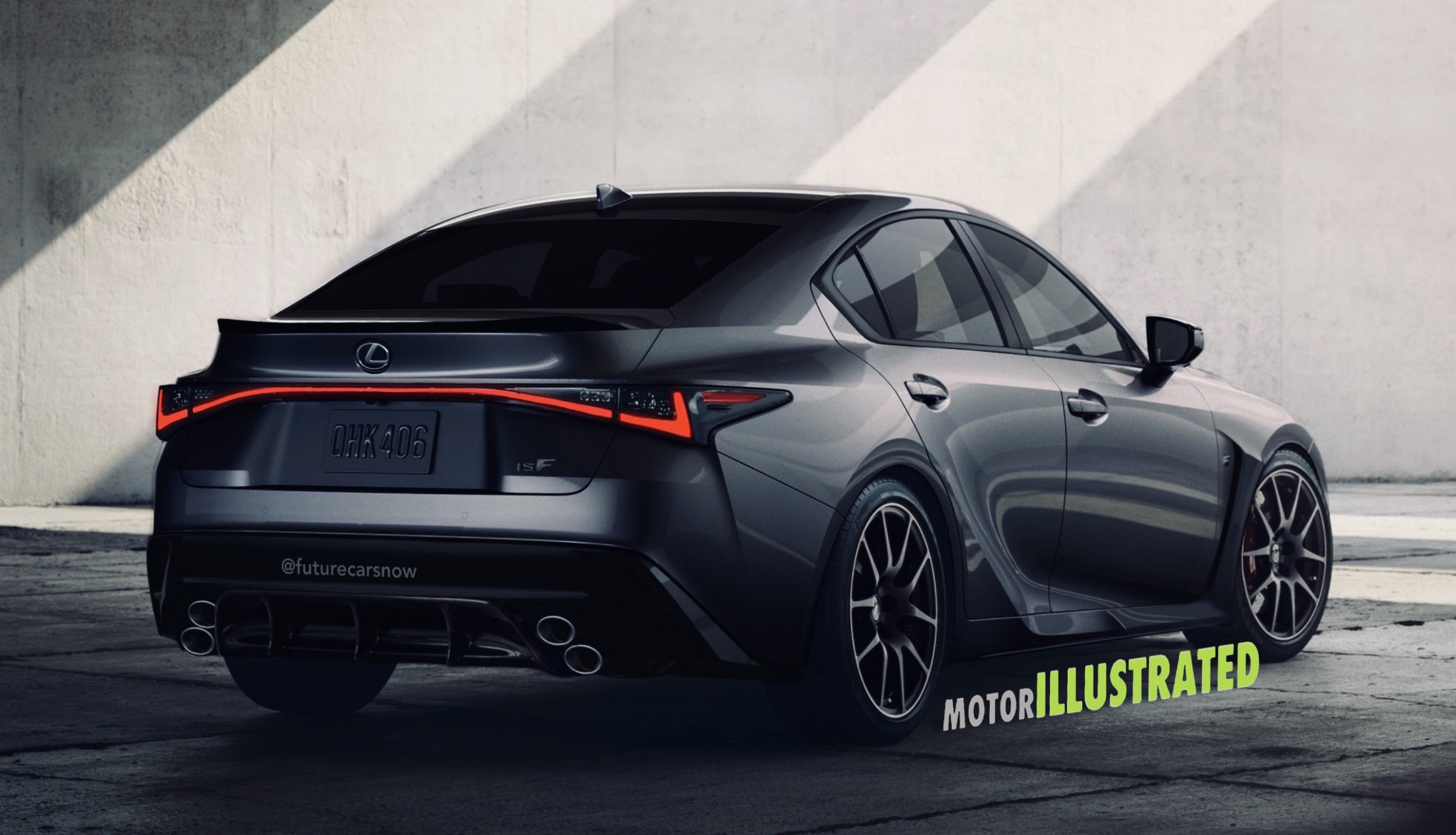 Performance and New Engine 2022 Lexus IS 250
