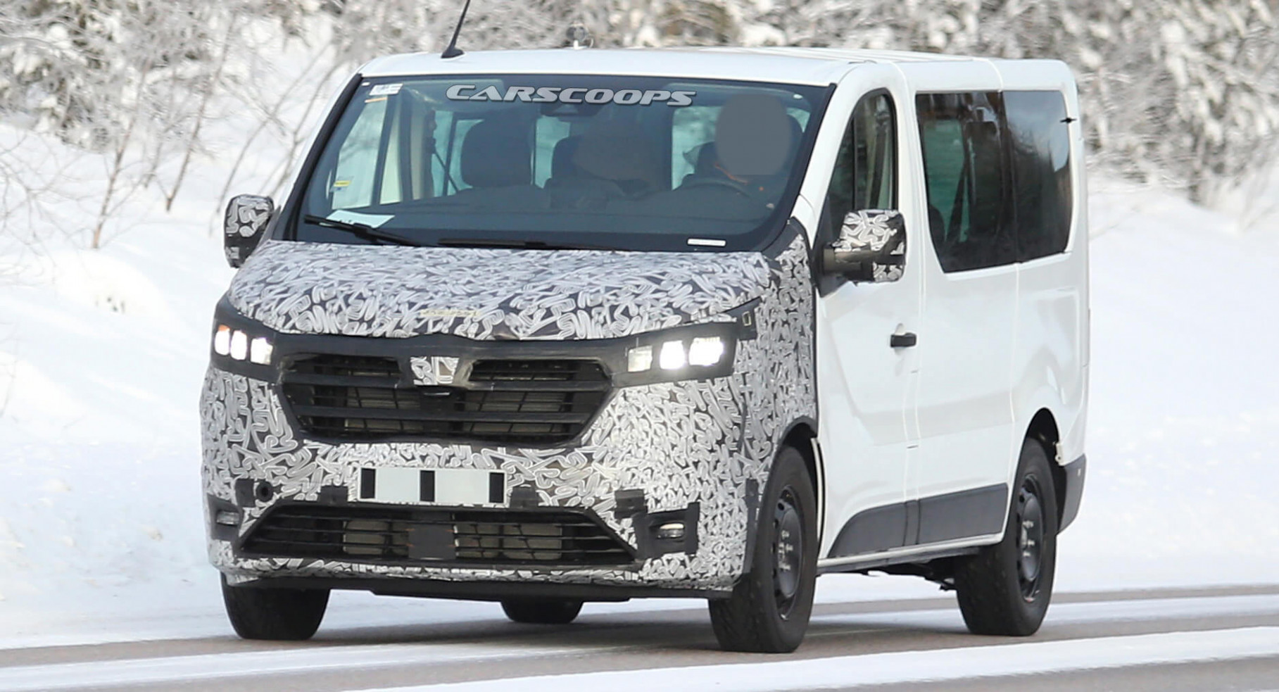 Specs and Review 2022 Renault Trafic