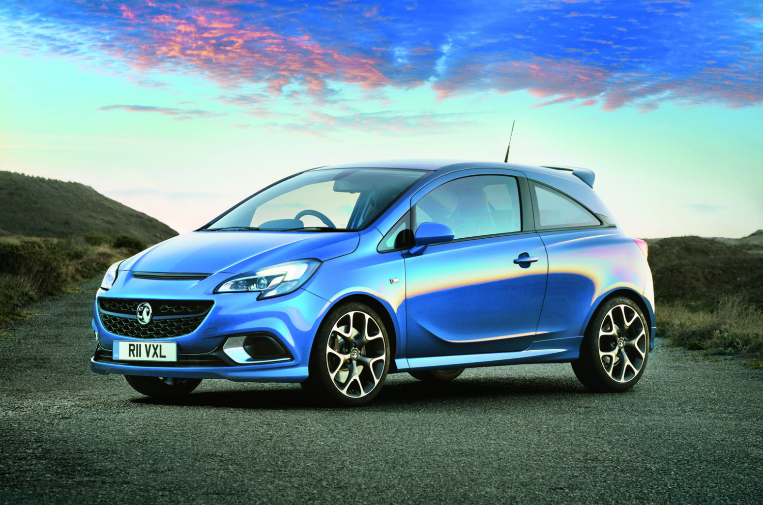 Concept and Review 2022 Vauxhall Corsa VXR