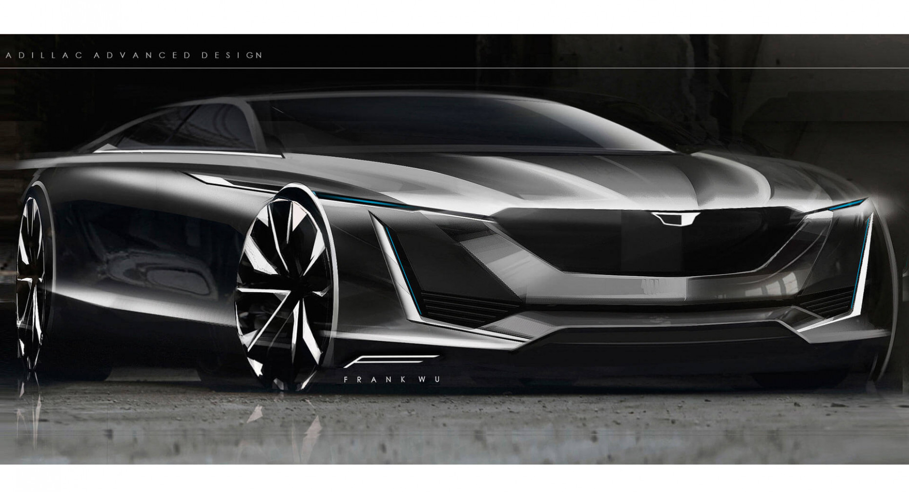 Picture Cadillac Coupe 2022