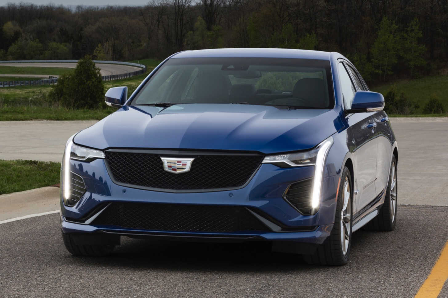 Overview Cadillac Ct5 To Get Super Cruise In 2022