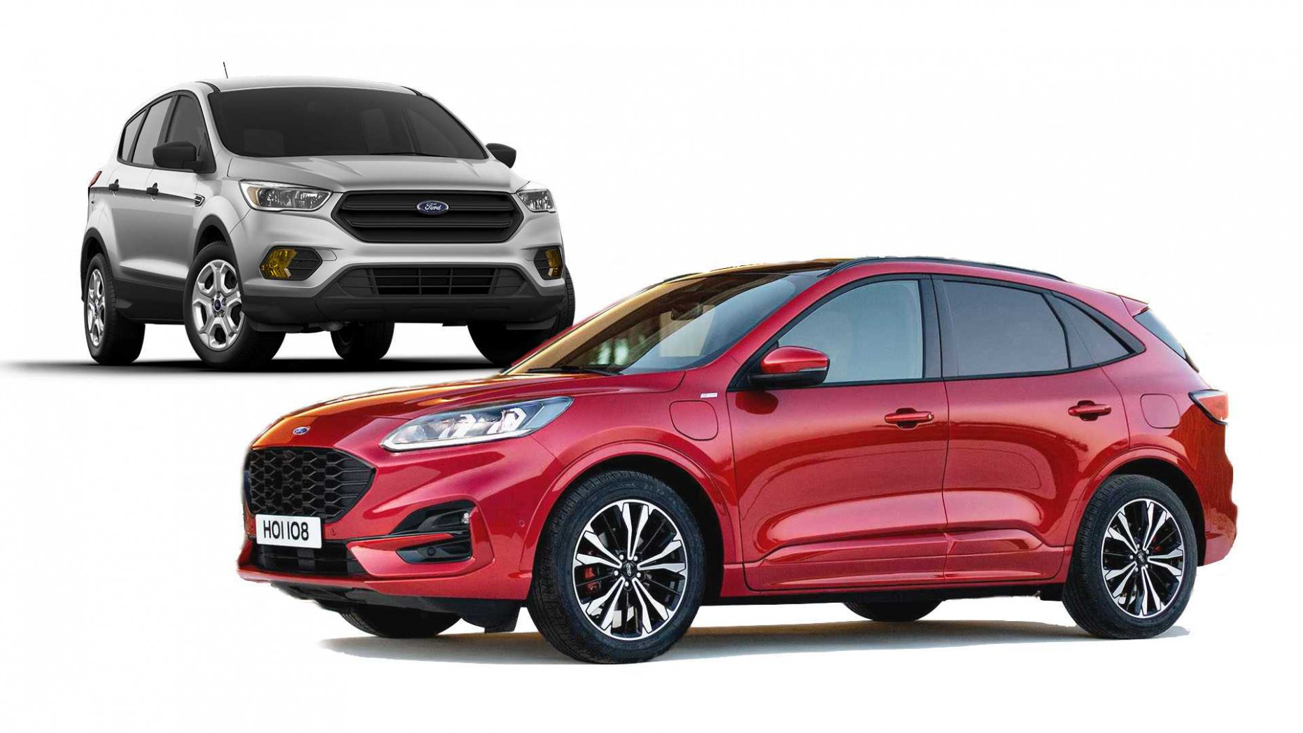 Picture Ford New Kuga 2022