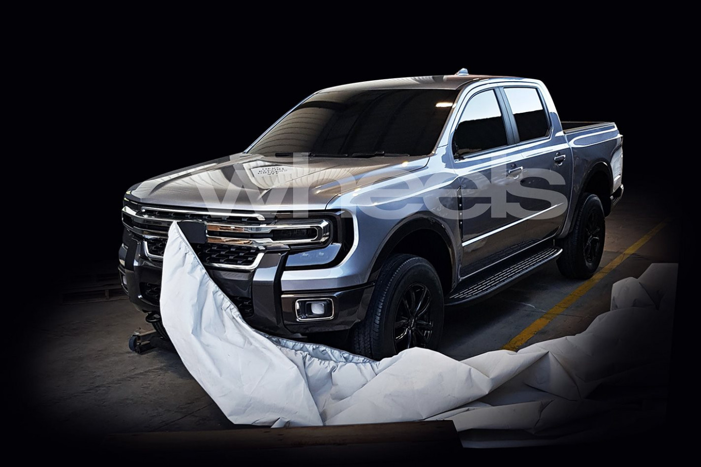 Redesign and Concept Ford Ranger 2022