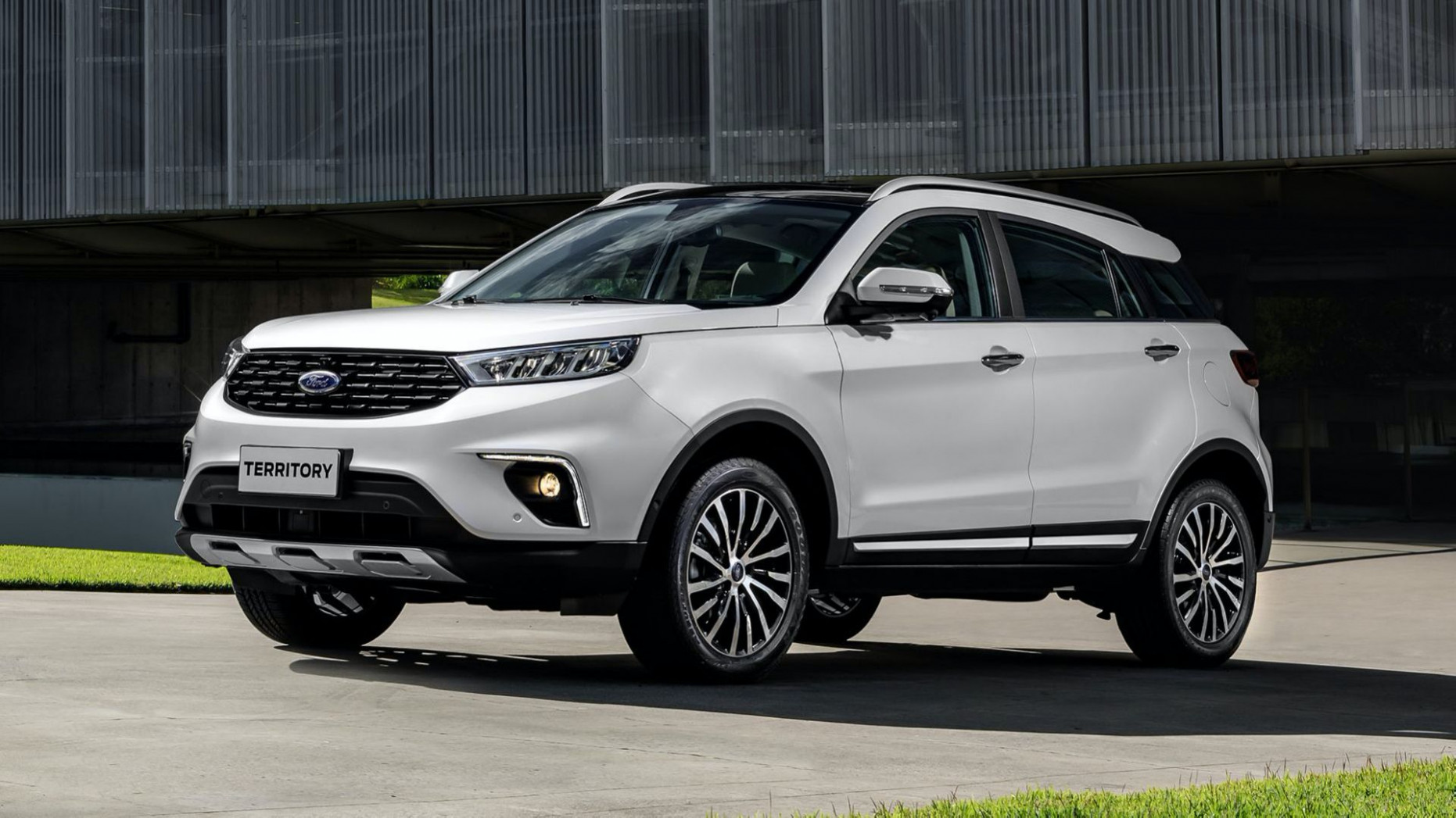 Performance and New Engine Ford Territory 2022