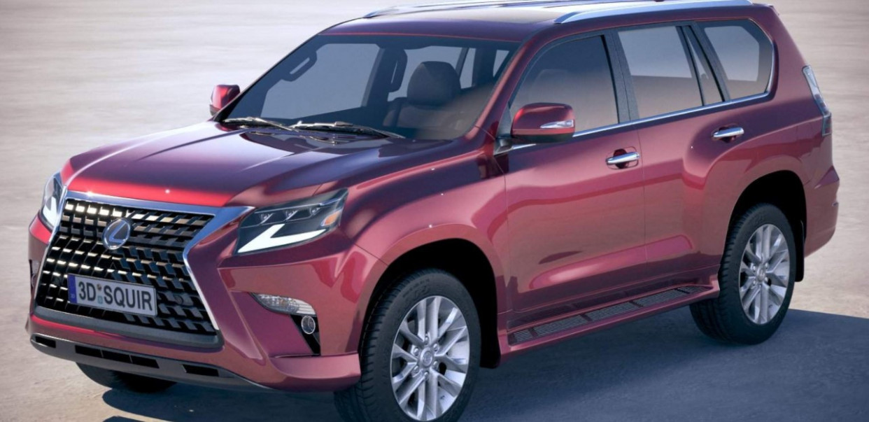 Concept and Review Lexus Gx 460 New Model 2022