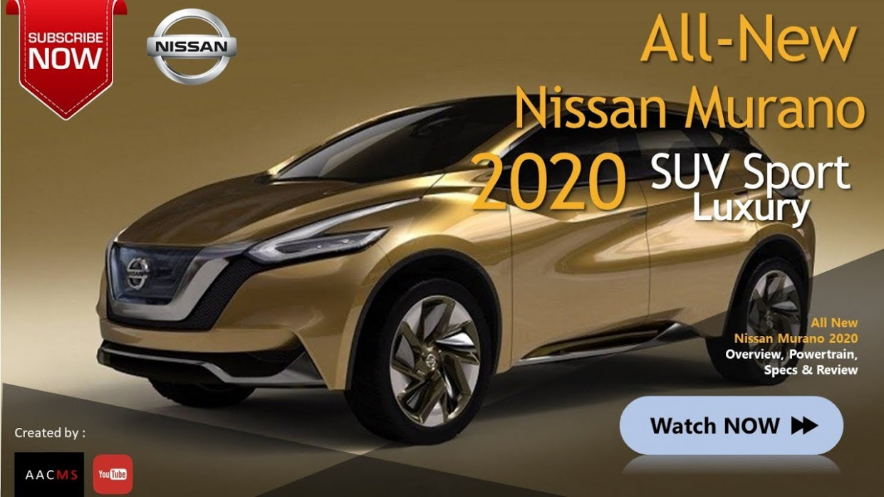 Overview Nissan Murano 2022
