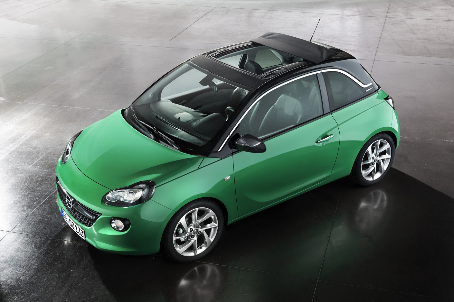 Redesign and Review Opel Adam 2022
