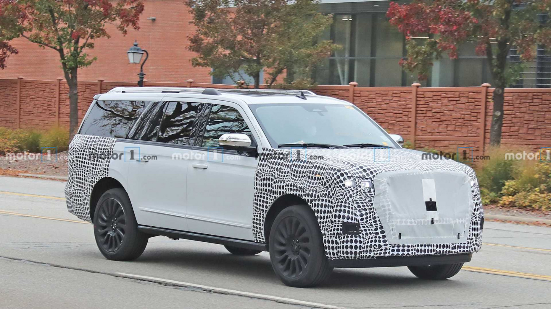 Performance and New Engine Ford Lincoln Navigator 2022