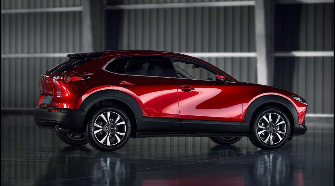 Release Date and Concept Mazda X3 2022