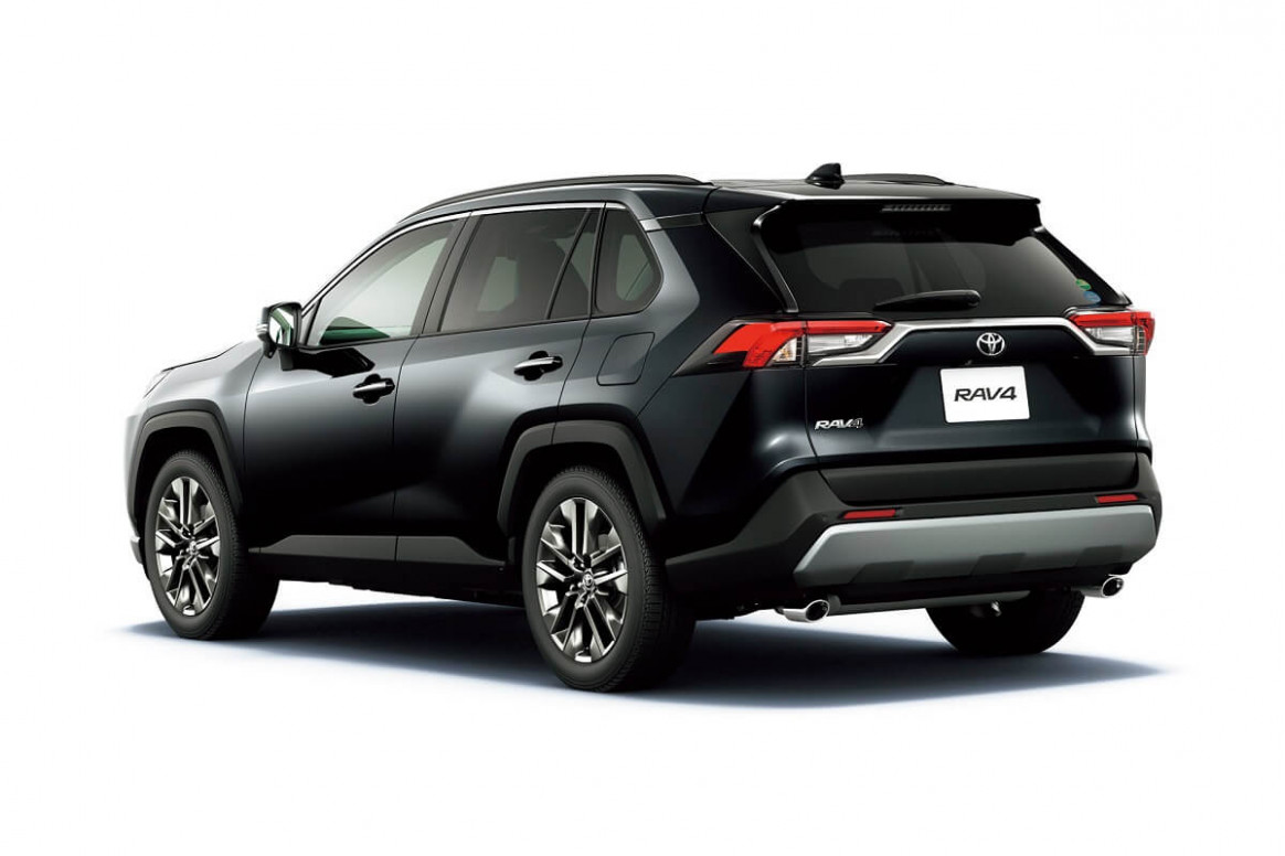Exterior Toyota Upcoming Suv 2022