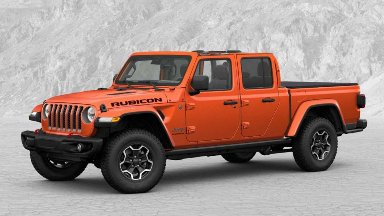 Model What Is The Price Of The 2022 Jeep Gladiator