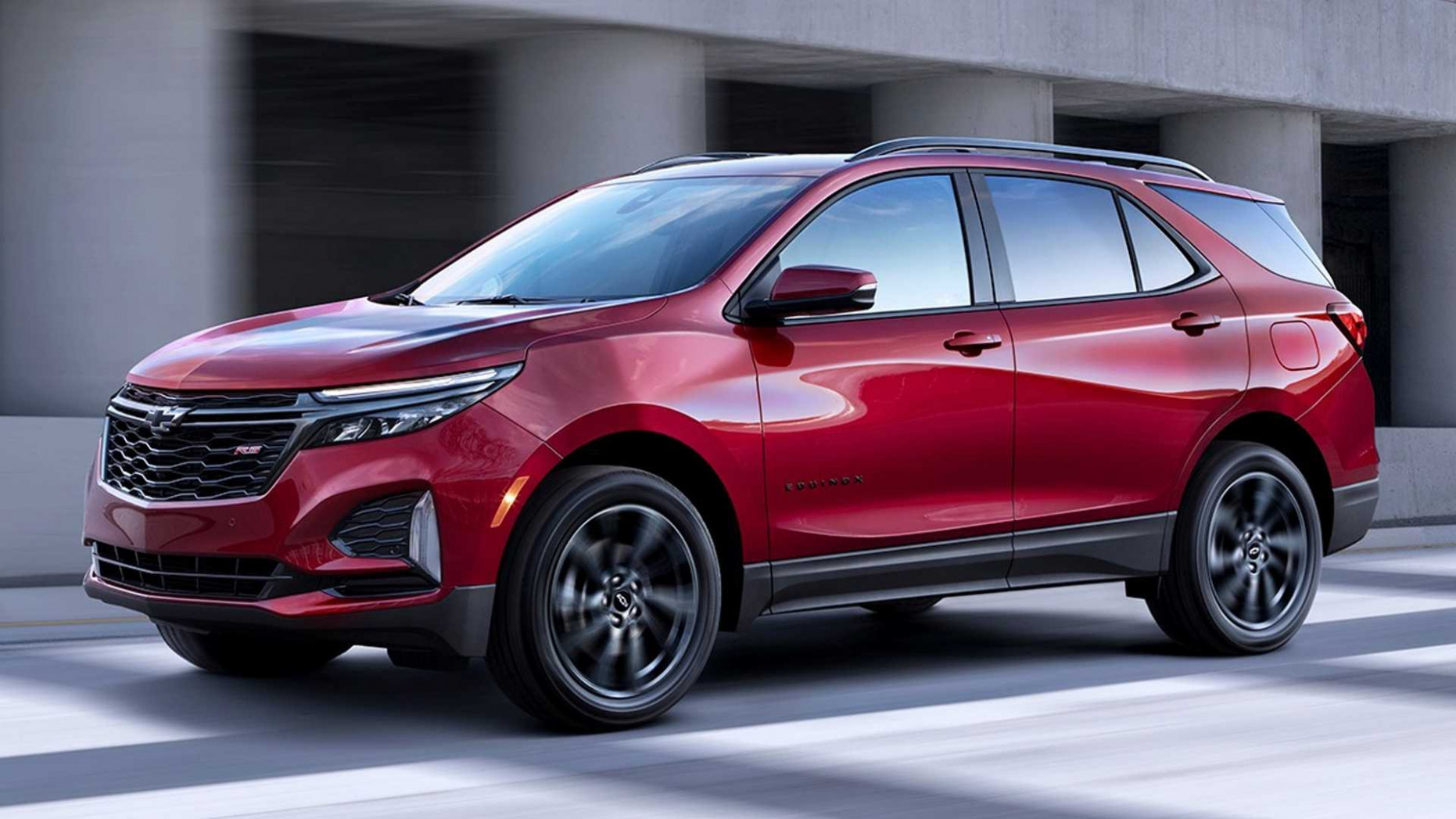 Research New 2022 All Chevy Equinox