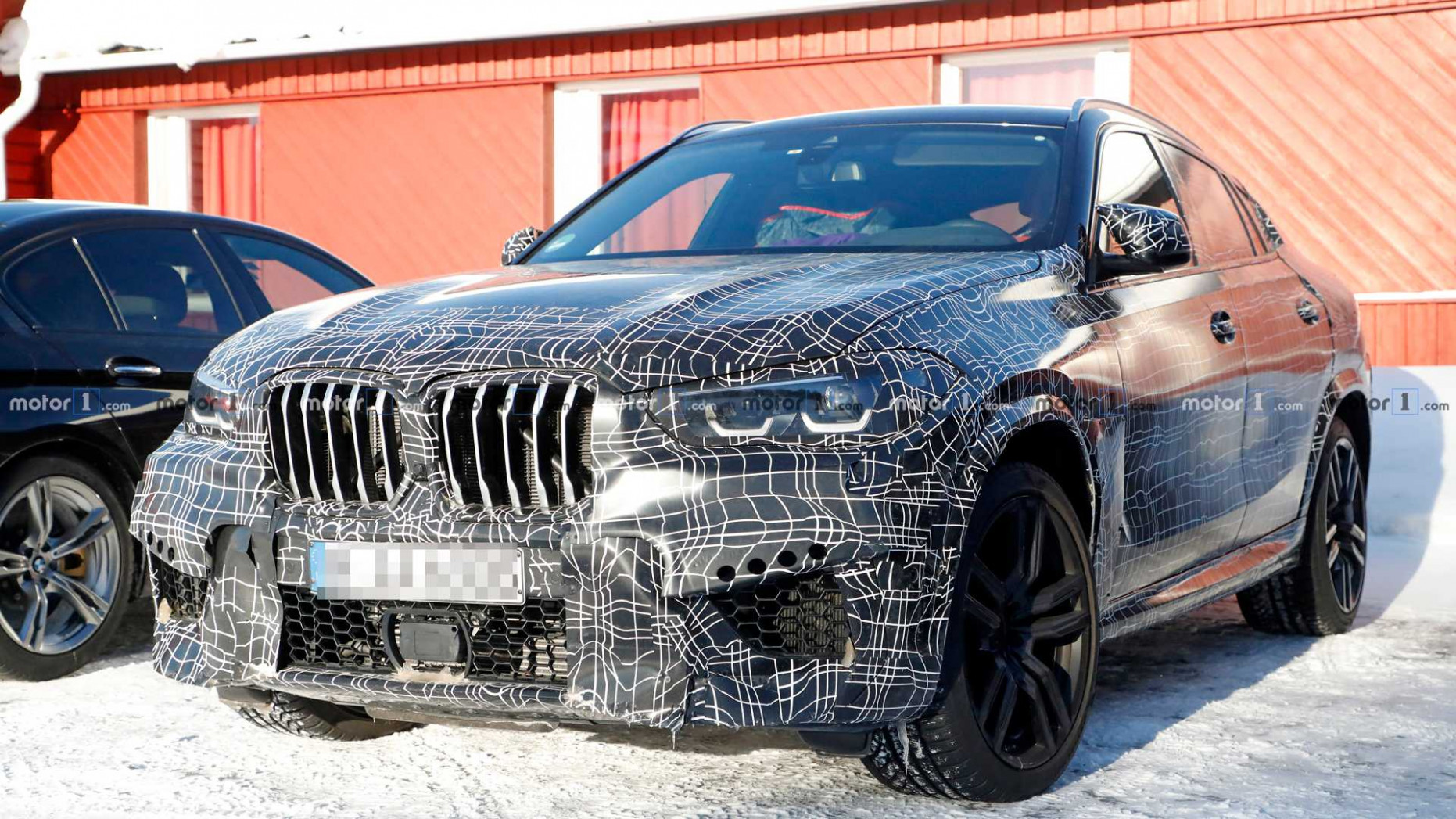 Overview 2022 BMW X6
