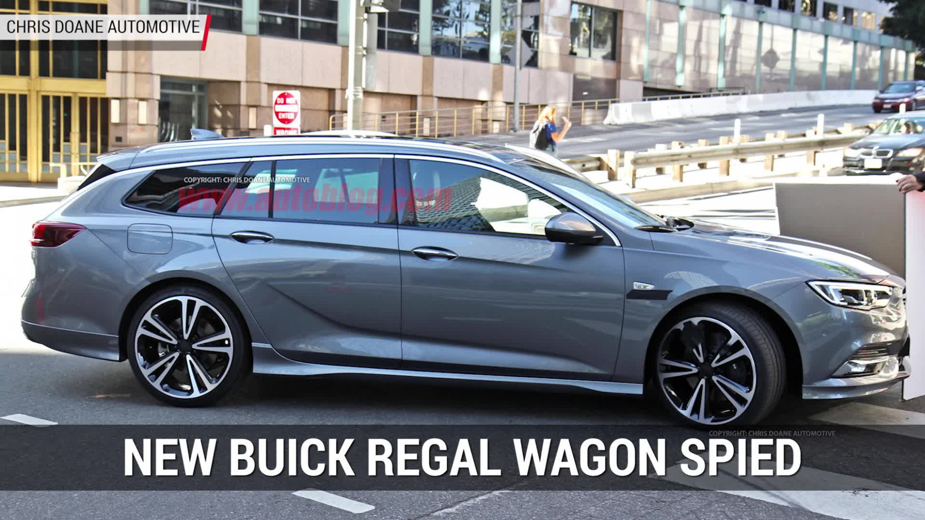 First Drive 2022 Buick Regal Wagon