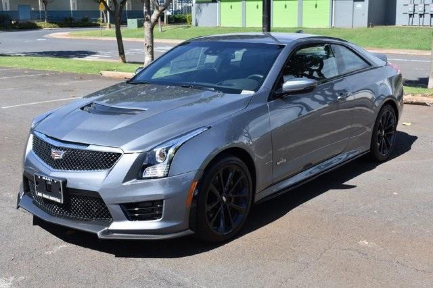 Images 2022 Cadillac ATS-V Coupe
