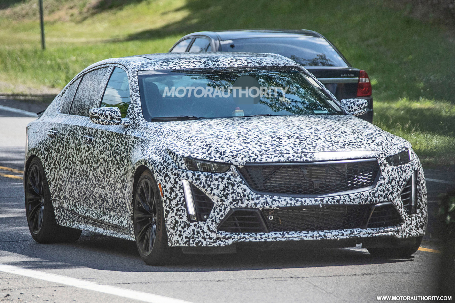 Exterior 2022 Cadillac Cts V Coupe