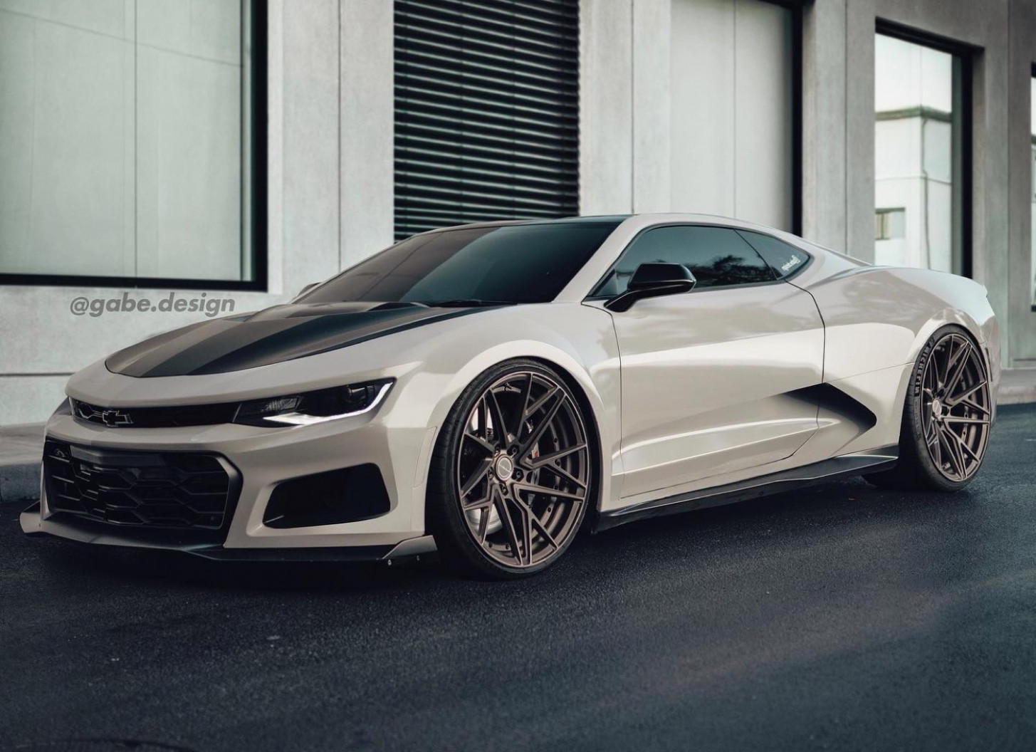 Exterior and Interior 2022 Chevelle Ss