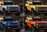 prices 2022 ford bronco