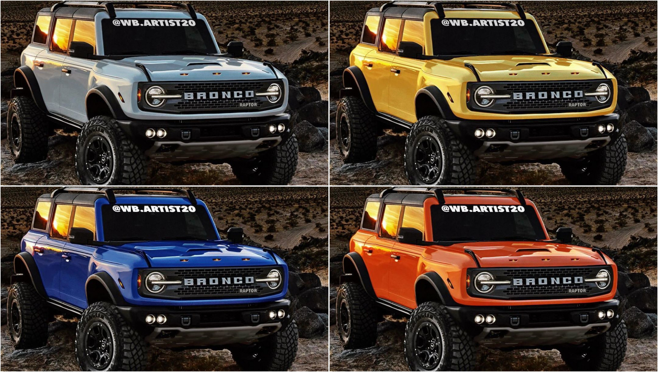 Pricing 2022 Ford Bronco