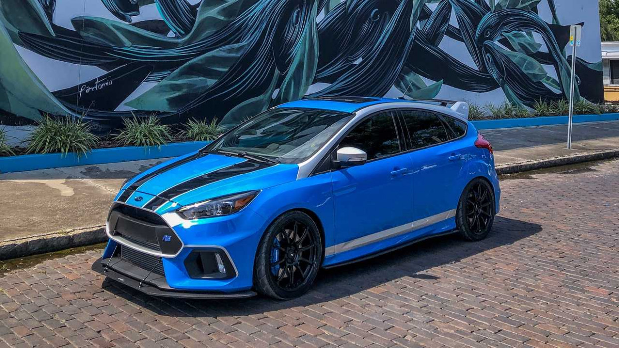 Style 2022 Ford Focus RS