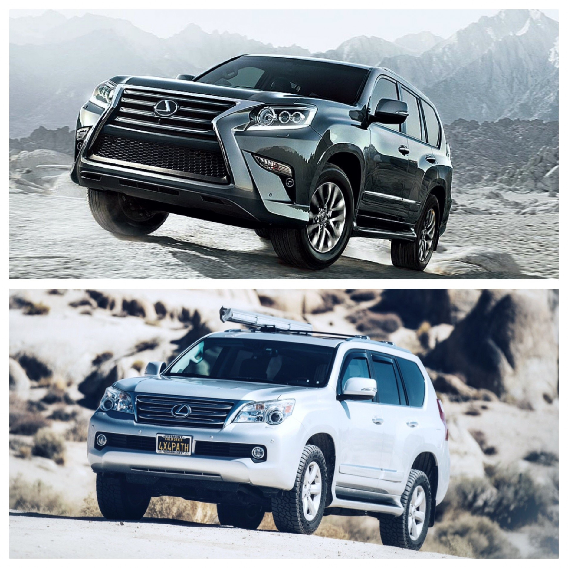 Performance 2022 Lexus Gx 460 Spy Photos