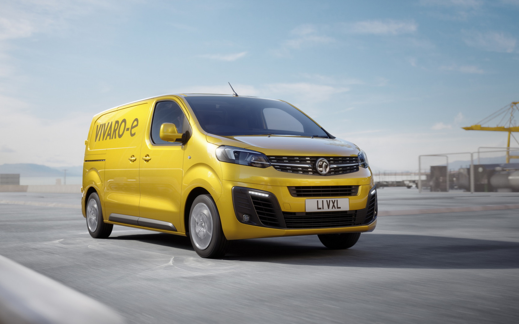 Release Date and Concept 2022 Opel Vivaro