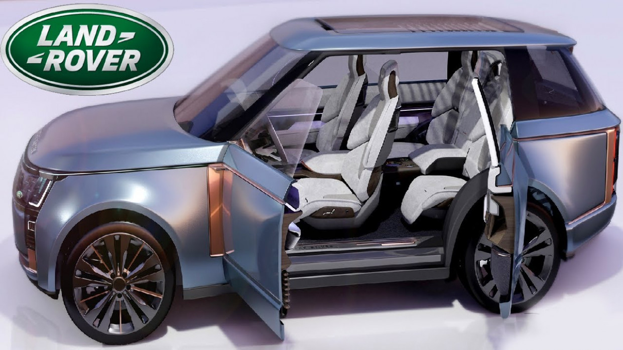 Pricing 2022 Range Rover Evoque