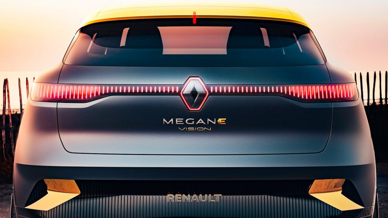 Pricing 2022 Renault Megane SUV