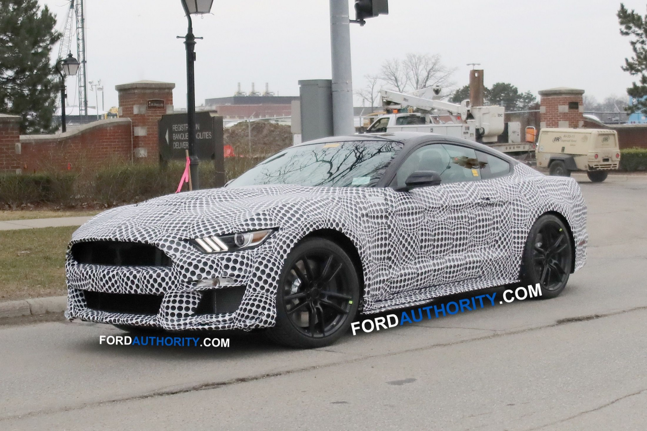 Performance 2022 The Spy Shots Ford Mustang Svt Gt 500